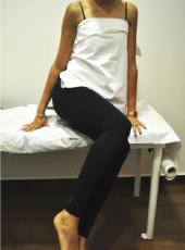 postura antialgica