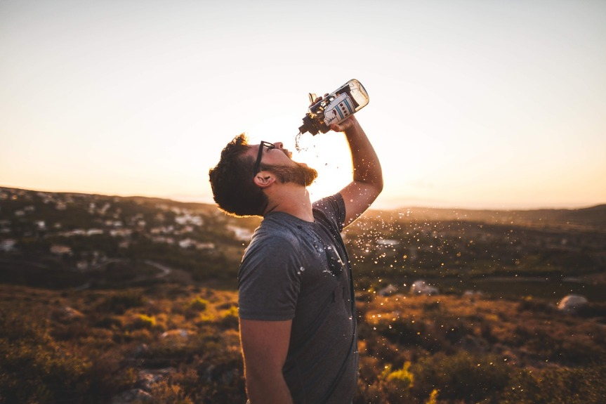 bebida deporte composicion sed