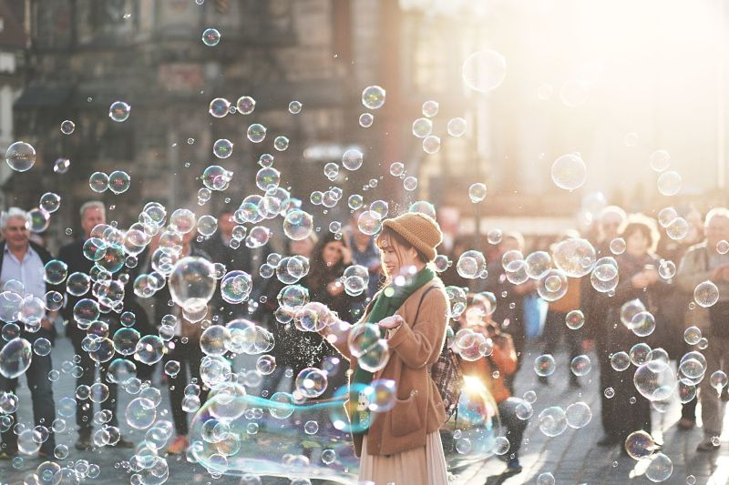 burbuja de filtros